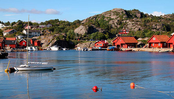 Kristiansand: Un Puerto más del Mar del Norte.