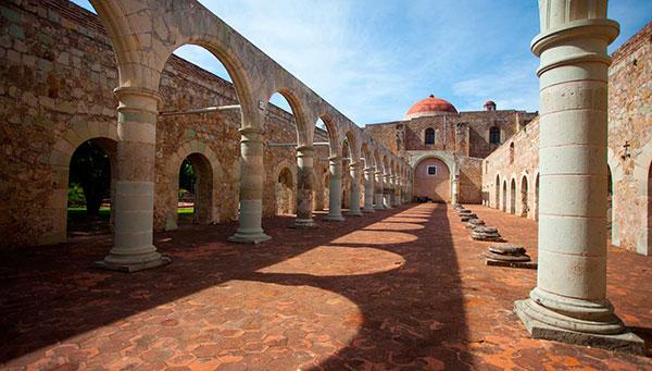 Oaxaca: Bellísima ciudad colonial.