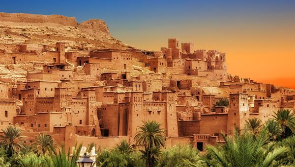 Ourzazate: La Puerta del Desierto y el Hollywood de África.