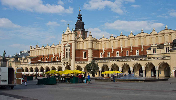 Cracovia: La vieja Polonia preservada.
