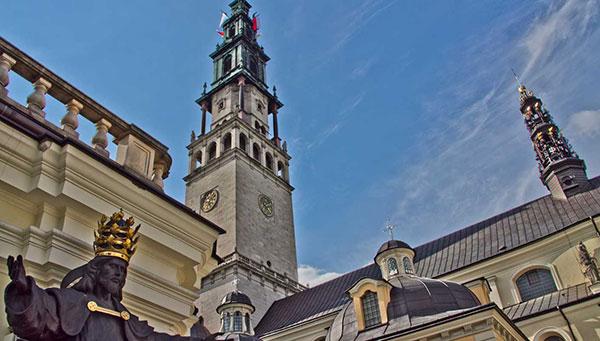Czestochowa: El alma de Polonia. Visitamos el Monasterio de Jasna Gora.