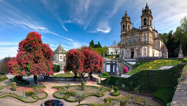 Braga: La Roma portuguesa, centro del poder eclesiástico.