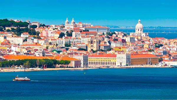 Lisboa: La melancolía poética se confunde con el cosmopolitismo.