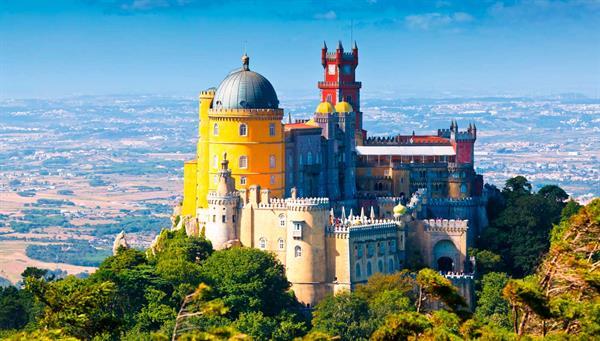 Lisboa: Damos la opcion de poder visitar Sintra, Cascais y Estoril.