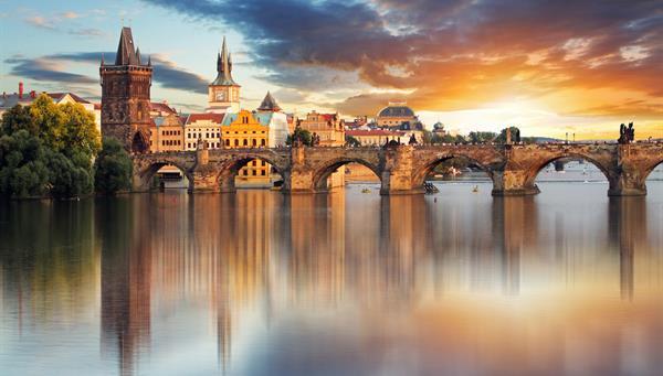 Praga - Puente de Carlos, República Checa