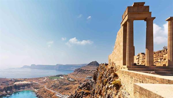Rodas: La isla más extensa de Grecia y una de las más bellas nos espera para conocerla