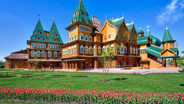 Moscú: Excursión a Kolomenskoye.