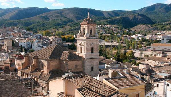 Caravaca de la Cruz: Jubileo perpetuo en la ciudad santa.
