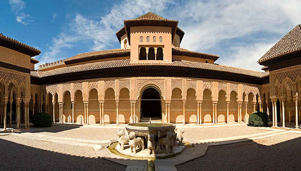 Granada: Entrada incluida a La Alhambra.
