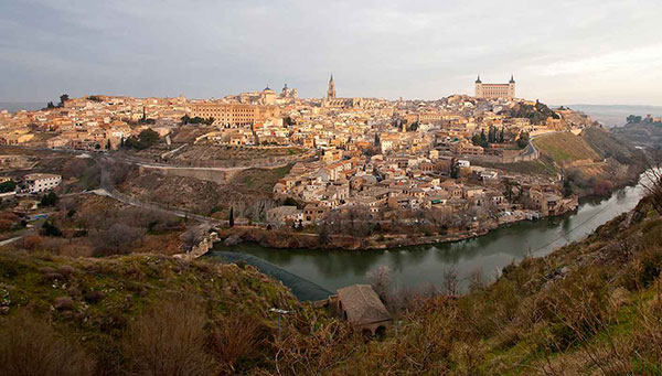 Toledo: Realizaremos una excursión a Toledo.