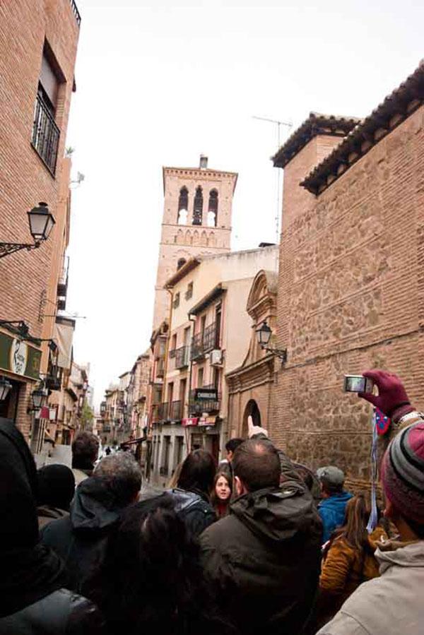 Toledo: Realizaremos opcionalmente una excursión a Toledo.