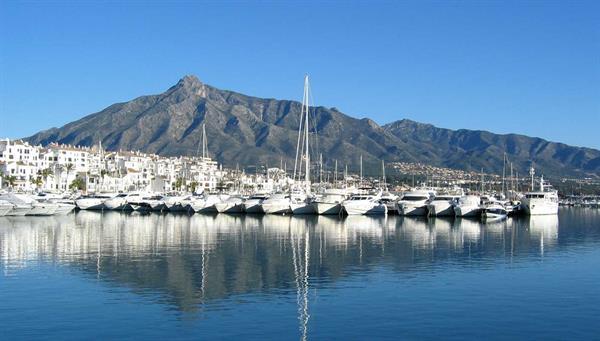 Marbella: Lujo junto al mar.