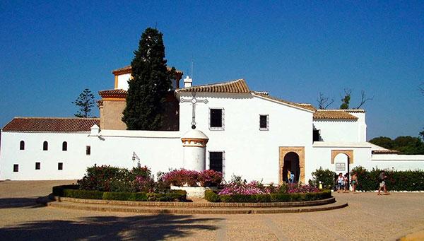 Monasterio de la Rabida: Un monasterio lleno de historia. Entrada incluida.