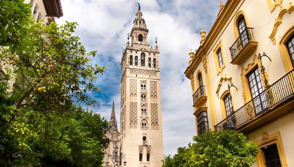 Sevilla: La Giralda.