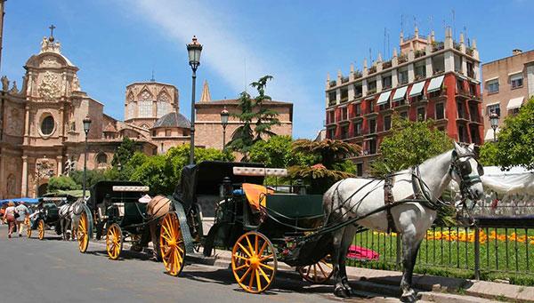 Valencia: Catedral.