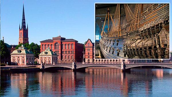 Estocolmo: Opción visita el Museo de VASA.