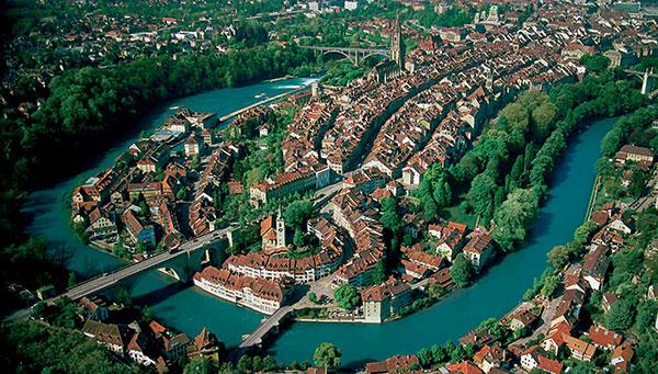 Berna: Amable capital, acogedora y sorprendente.