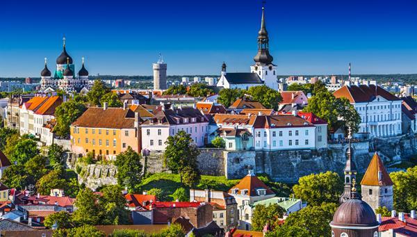 La Maravillosa ciudad de Tallín