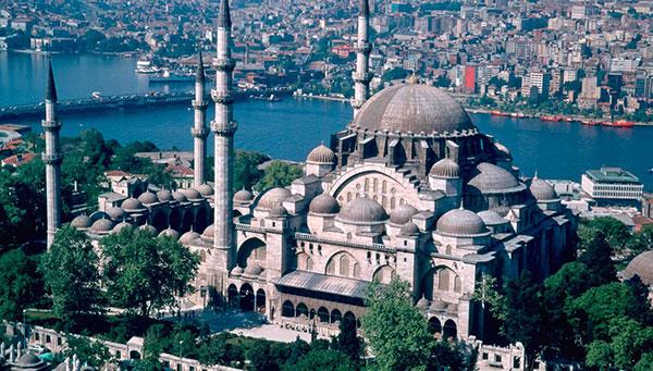 Estambul: Excursión opcional visita a St. Sofia, Cisterna y la Mezquita Azul.