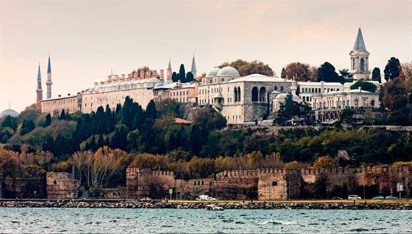 Estambul: Excursión opcional visita Palacio Topkadi.