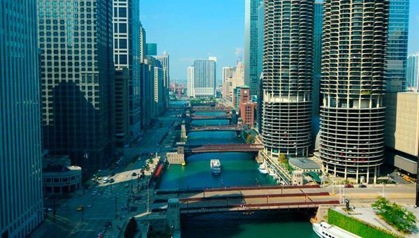Chicago: La ciudad de los vientos.
