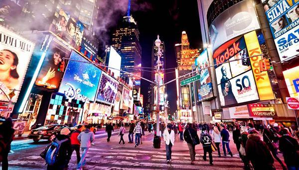 Nueva York: Incluimos un traslado a Times Square.