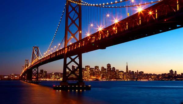 San Francisco: La ciudad de los tranvías y de las colinas.