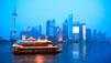 Shangai: Incluido crucero río Huangpu por la noche.