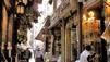 El Cairo: Bazar khan khalili.