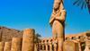 Luxor: Templo de Karnak.