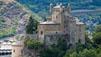 Aosta: Con su estructura urbana en forma de tablero de ajedrez e importantes testimonios monumentales.