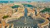 Roma: Visite opcionalmente los Museos Vaticanos y la Capilla Sixtina.