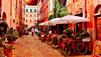 Roma: Incluimos un traslado nocturno al Trastévere.