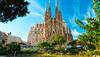 Barcelona: Sagrada Familia.