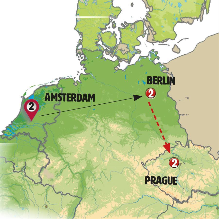 Amsterdam And Berlin Europamundo Vacations